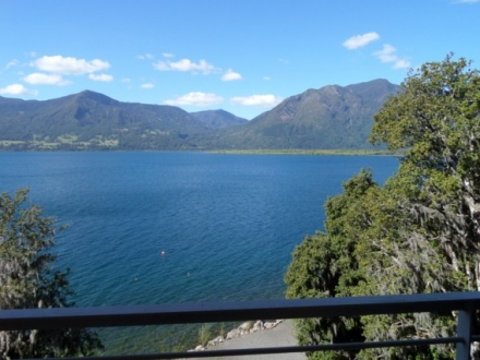 Pucon arriendo departamento en Costa Norte Peninsula de Pucon    LP-9